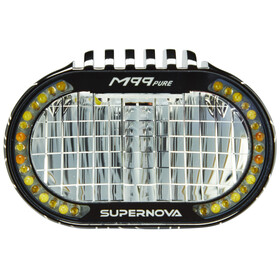 Supernova M99 Pure Bike Light E-45 black